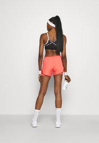 Nike Performance - 10K SHORT - Sports shorts - magic ember/chile red/magic ember/wolf grey - 2