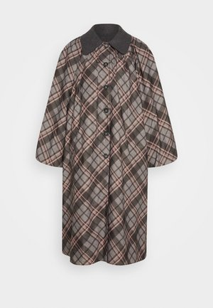 TRENCH COAT - Klasický kabát - fantasy print grey