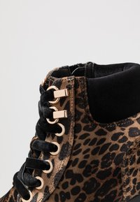 River Island - Lace-up ankle boots - brown - 2