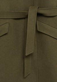 Mango - VENUS - Classic coat - khaki - 7