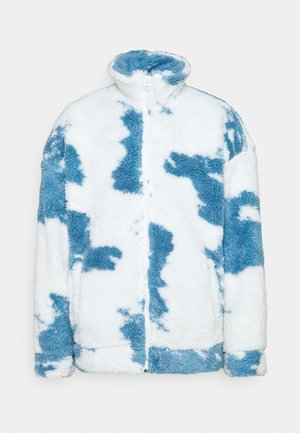 CLOUD BORG ZIP JACKET - Veste mi-saison - blue/white
