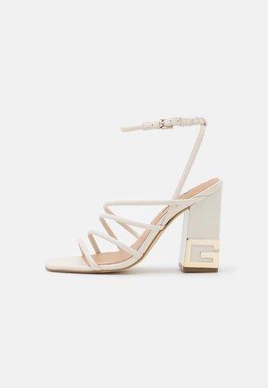 TACEY - Sandals - cream
