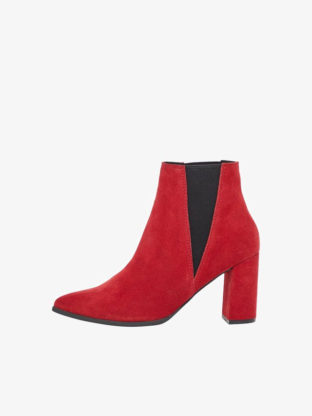 BIABRINA CHELSEA BOOT - Ankle boots - winered