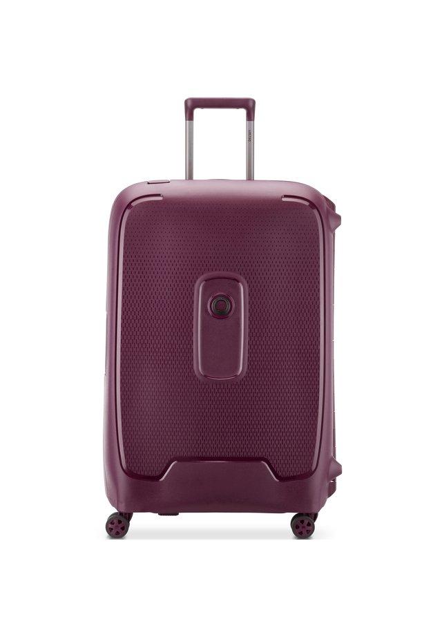 MONCEY 4-ROLLEN TROLLEY 76 CM - Wheeled suitcase - purple