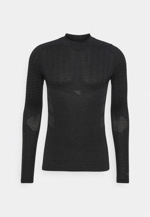 TURTLE NECK ACT - Undershirt - black