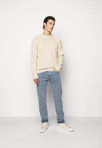 Boglioli - Straight leg jeans - blue denim - 1