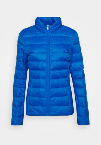 PUFFER JACKET - Down jacket - blue