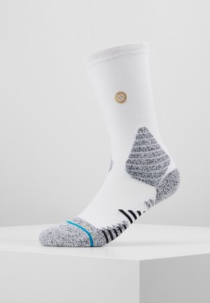 ICON HOOPS CREW - Calze sportive - white