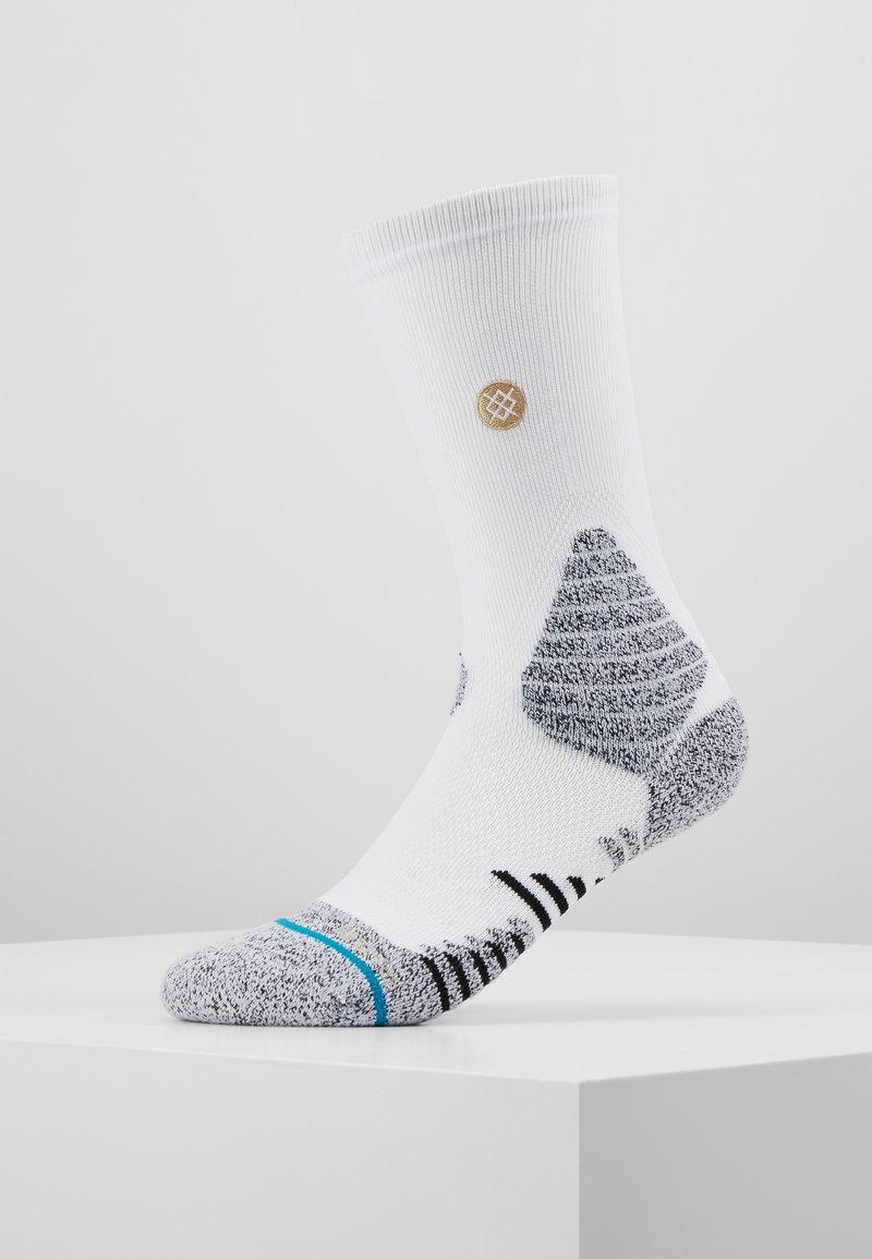 Stance - ICON HOOPS CREW - Calcetines de deporte - white