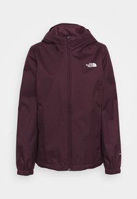 The North Face - QUEST JACKET - Hardshell jacket - root brown - 4