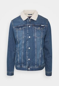 Jack & Jones - JJIJEAN JJJACKET - Džínová bunda - blue denim - 5