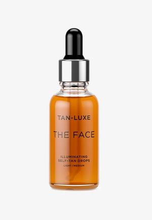 THE FACE ILLUMINATING SELF-TAN DROPS 30ML - Self tan - neutral
