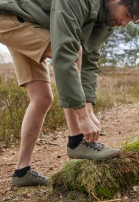 Merrell - VAPOR GLOVE LUNA - Minimalist running shoes - dusty olive - 1