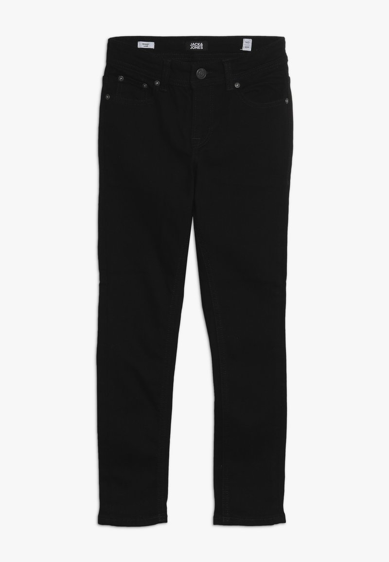 Jack & Jones Junior - JJILIAM JJORIGINAL - Jeans Skinny Fit - black denim