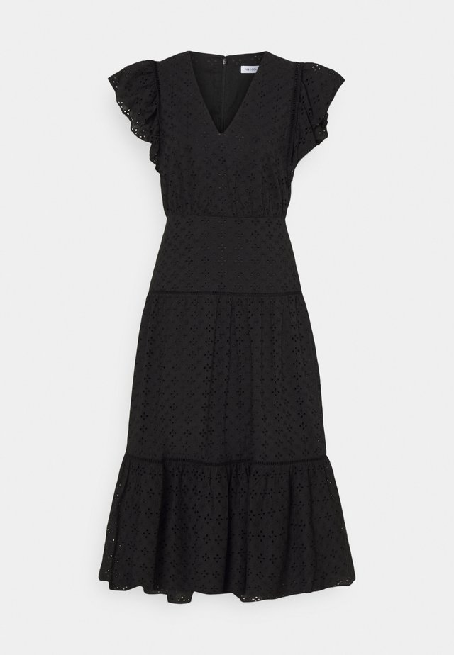 ELLINOR DRESS - Freizeitkleid - black