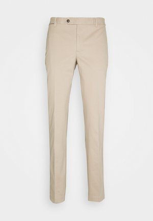 KENSINGTON SLIM - Chino - oatmeal