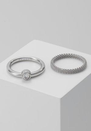 ELIN - Ring - silver-coloured