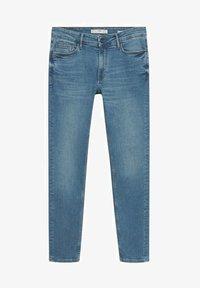 Jeans Skinny Fit - mintgrønn
