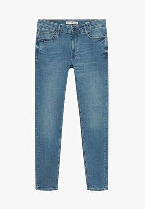 Jeans Skinny - mintgrønn
