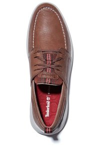 Timberland - BRADSTREET ULTRA BOAT - Boat shoes - soil - 2