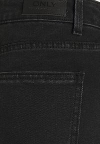 ONLY Tall - ONLEMILY RAW - Shorts di jeans - black - 2