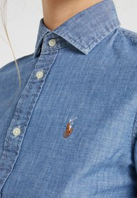 Polo Ralph Lauren - CHAMBRAY  - Button-down blouse - cobalt - 5