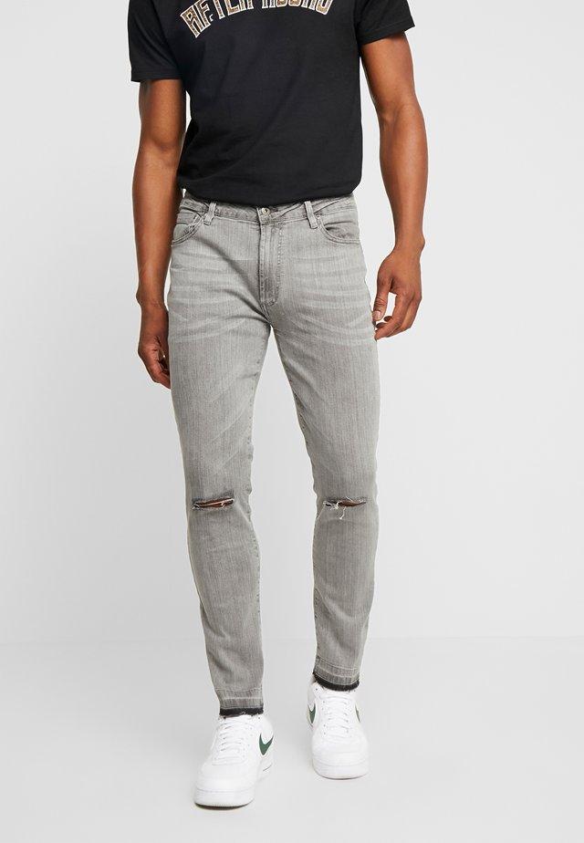 LEXINGTON - Jeans Skinny Fit - grey