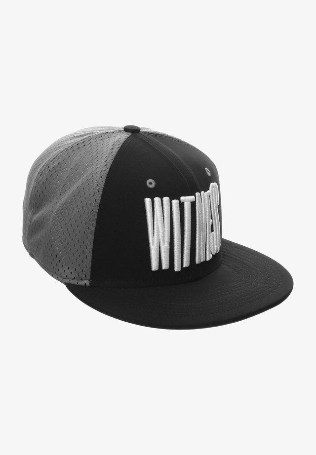 Cap - cool grey / black