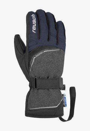PRIMUS R-TEX® - Gloves - blck/blck mela/dress blue