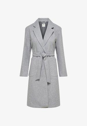 ONLTRILLION - Classic coat - light grey melange