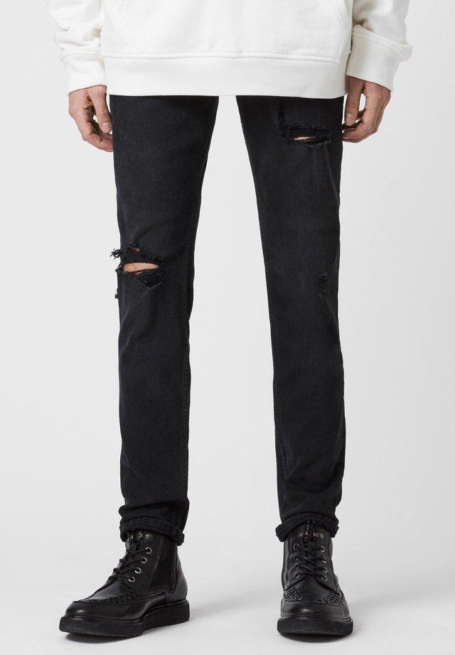 REX - Jeans slim fit - black