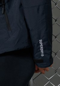 Superdry - HURRICANE - Windbreaker - eclipse navy - 2