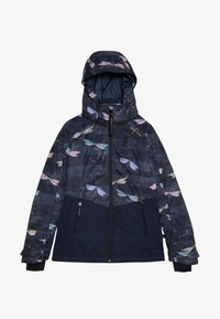 Brunotti - TIGER HERON GIRLS SNOWJACKET - Snowboardová bunda - space blue - 4