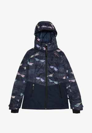 TIGER HERON GIRLS SNOWJACKET - Snowboard jacket - space blue