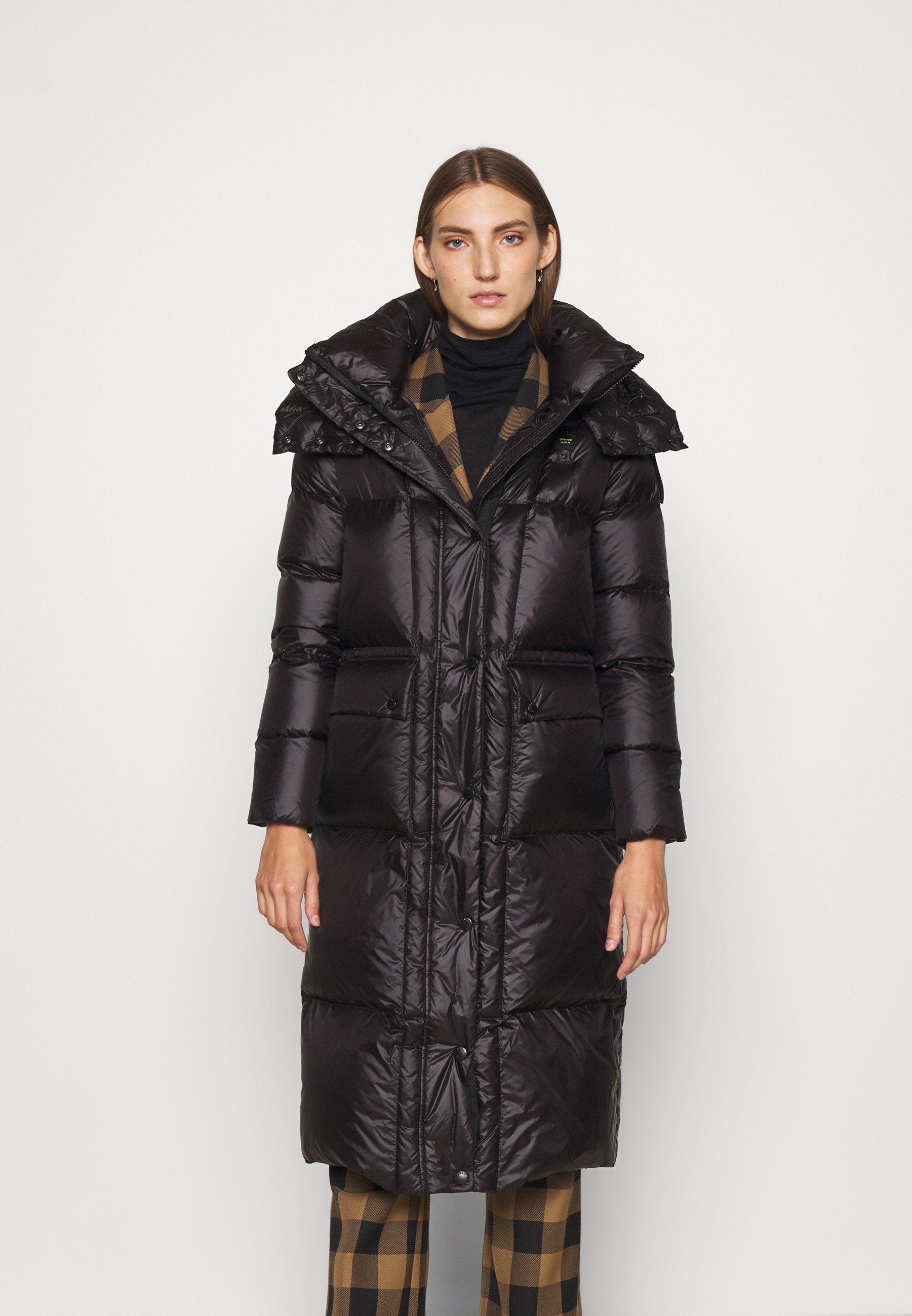 Damen LONG COAT - Daunenmantel