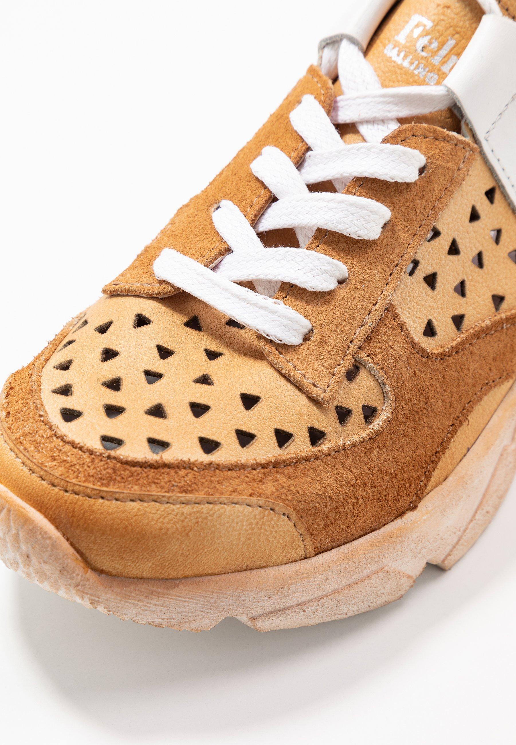 Grote korting Opruiming Felmini MARA - Sneakers laag - cognac - 0ACs9
