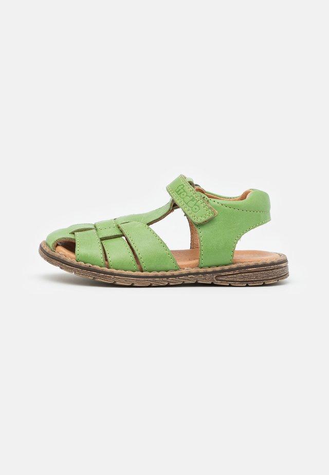 DAROS UNISEX - Sandaalit nilkkaremmillä - olive