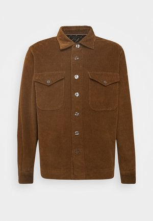 Summer jacket - brown