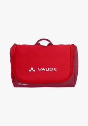 AGAPET II - Wash bag - energetic red
