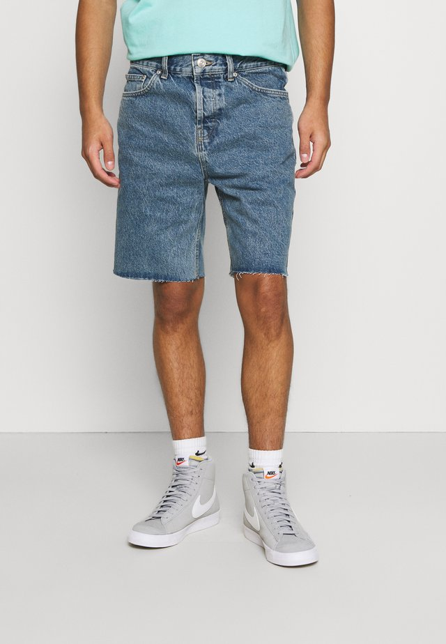 DAD - Shorts di jeans - light wash