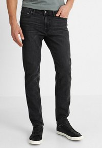 Abercrombie & Fitch - Slim fit jeans - grey - 0