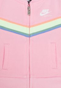 Nike Sportswear - HERITAGE SET - Mikina na zip - pink - 3