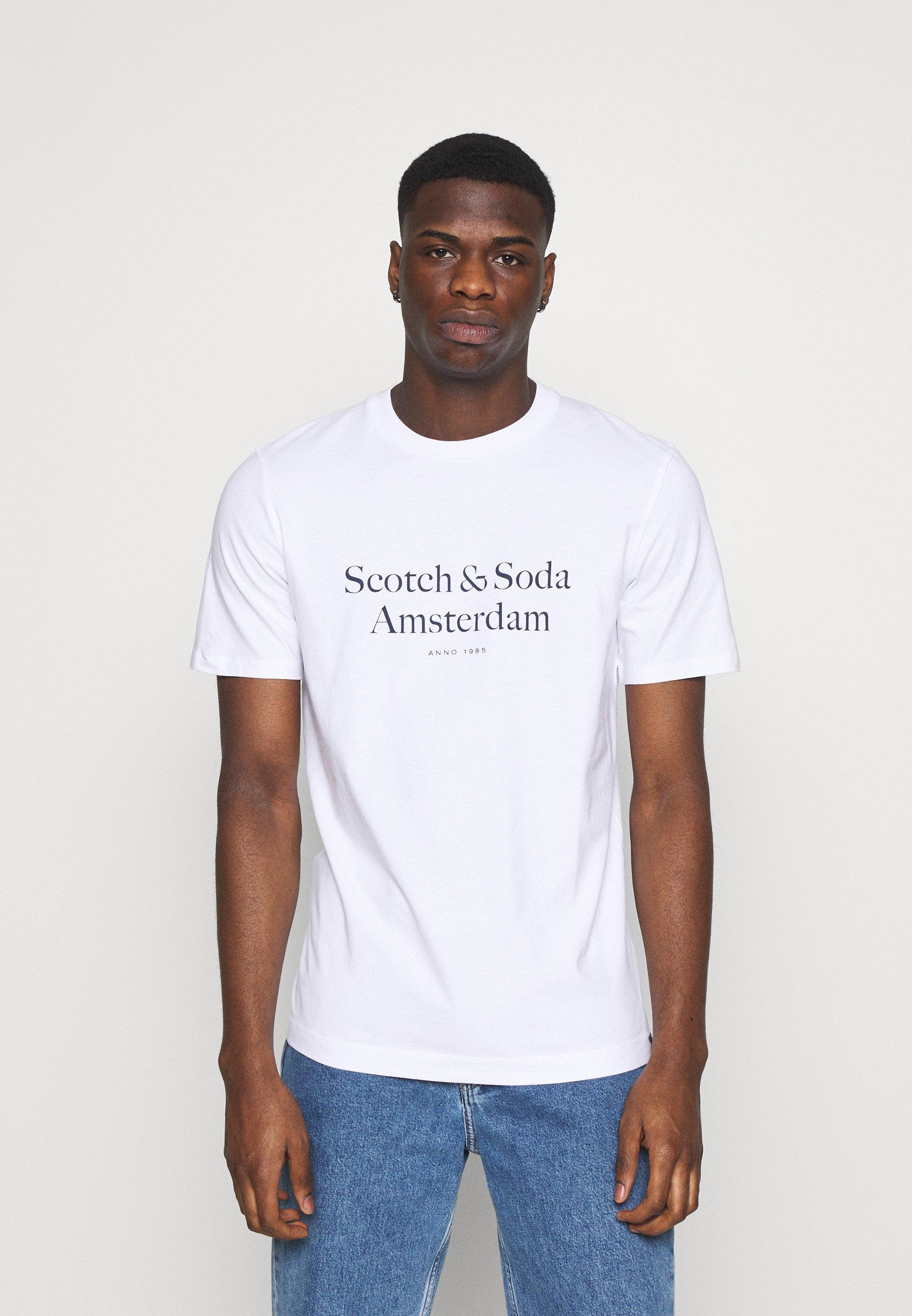 Men ARTWORK TEE - Print T-shirt