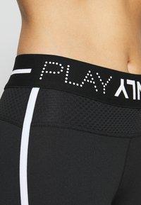 ONLY Play - ONPJACEI - Leggings - black/white - 4