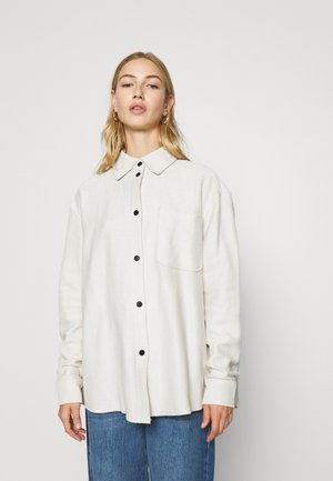 OVERSHIRT - Skjorte - light beige