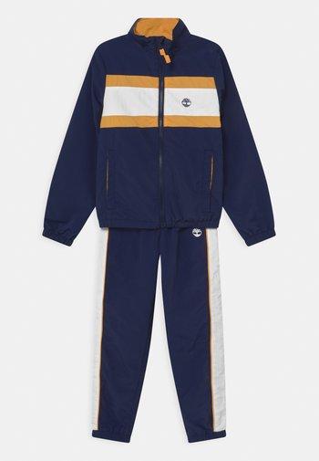 SET - Training jacket - navy