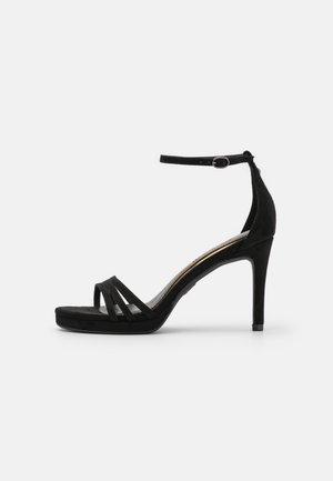 VEGAN MELISSA  - Sandaler - black