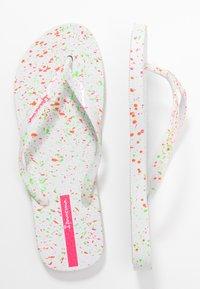 Ipanema - SPLASH - Pool shoes - white/pink - 3