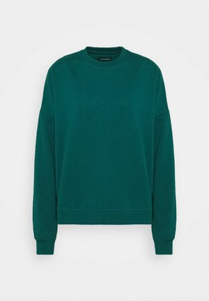 BASIC OVERSIZE SWEATSHIRT - Collegepaita - teal
