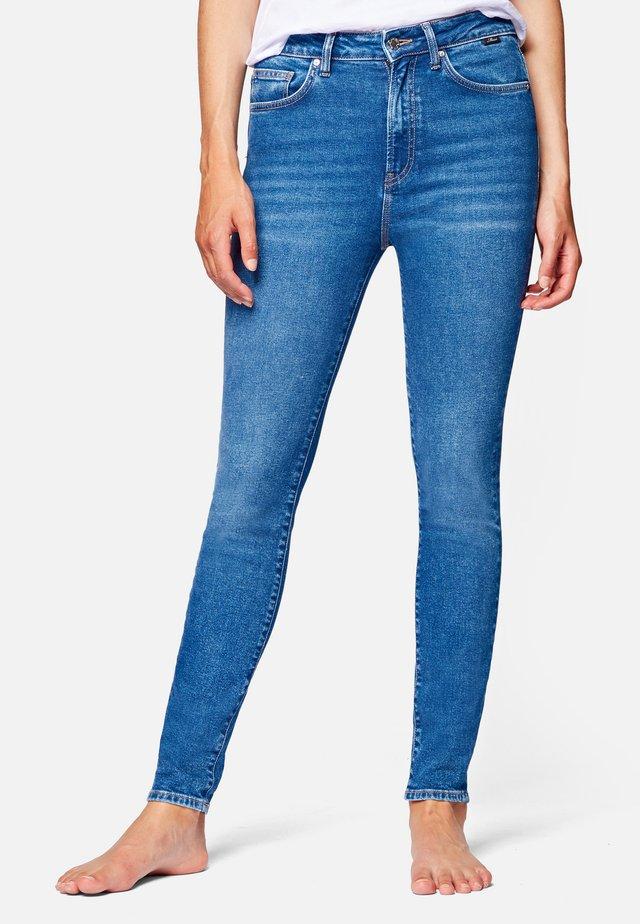 SCARLETT  - Jeans Skinny Fit - dark indigo denim